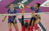 Igor-Foppapedretti 3-0. Decima vittoria consecutiva per le ragazze di Fenoglio
