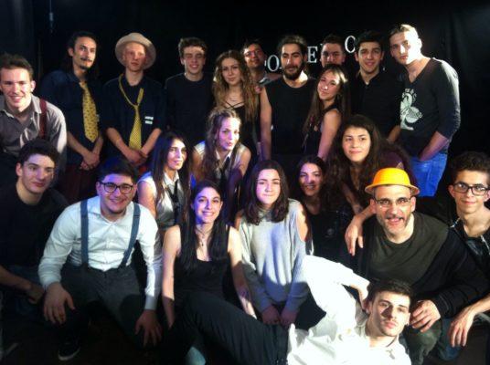 #palcoaperto con Laribalta: serata di emozioni e successo per i giovani attori protagonisti