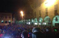 Silent party: un successo l'evento in piazza Duomo