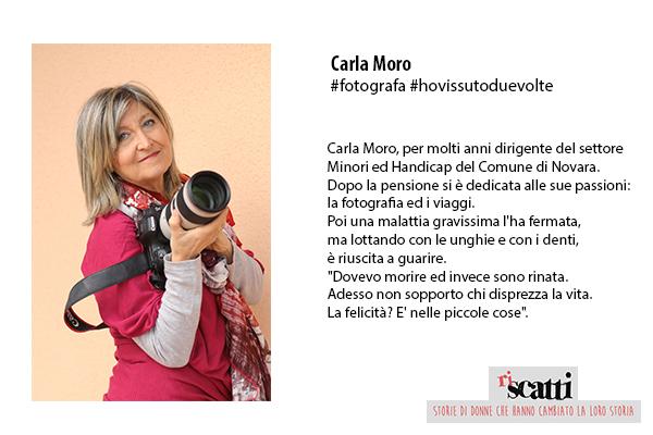 Carla Moro: