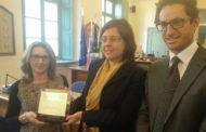 La Provincia premia Monica Pezzana, imprenditrice novarese