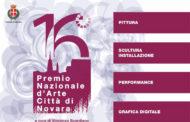 Torna, al Broletto, il Premio Città di Novara giunto alla sedicesima edizione