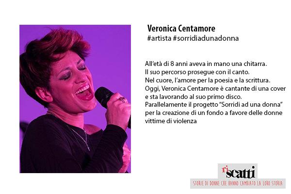 Veronica Centamore #artista #sorridiadunadonna