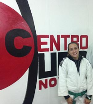 Sara Vestali: un successo la qualifica per i Campionati italiani juniores di judo