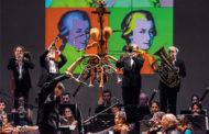 Al Faraggiana c'è la Banda Osiris con l'omaggio a Mozart