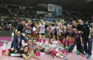 La Igor batte Modena (3-1) e conquista il vantaggio per la finale scudetto con le emiliane
