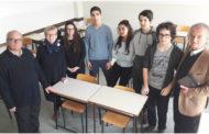 Gli studenti dell'Antonelli presentano il progetto