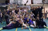 Le atlete della Igor under 18 si laureano campionesse regionali