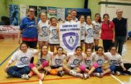 Pallavolo: la squadra della San Giacomo 'Campione territoriale' under 12