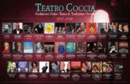 Nuova stagione del Teatro Coccia: la lirica apre con la Carmen di Rubini