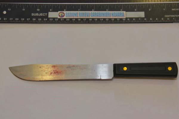 Richiedente asilo minaccia il personale delle Grandi Volte con un coltello