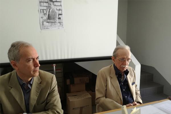 Emanuelli: «Il più grande scrittore novarese di nascita a livello nazionale»