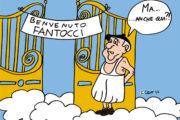 L'omaggio di Chenzo a Villaggio e a ... Fantozzi