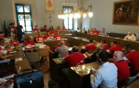 L'emergenza sangue unisce il consiglio: visita dell'Avis a Palazzo Cabrino