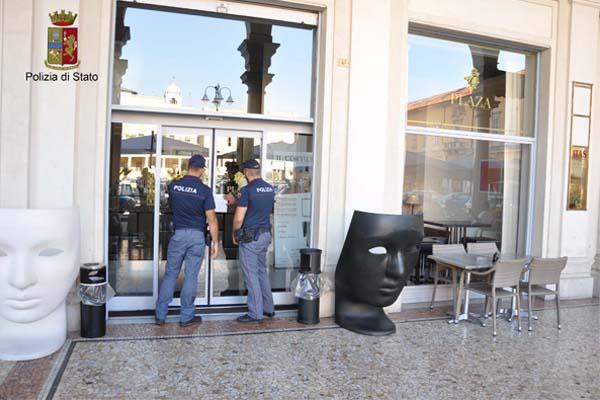 Sospesa la licenza al Plaza Cafè dopo la rissa di lunedì notte