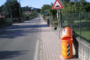 Vandali in azione a Varallo Pombia: divelti i VeloOk