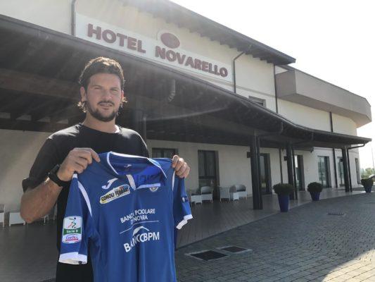 E' ufficiale: Riccardo Maniero al Novara