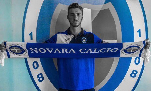 Dario Del Fabro al Novara Calcio
