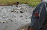 Brucia i rifiuti: tradito dagli odori dei fumi, deposito sotto sequestro