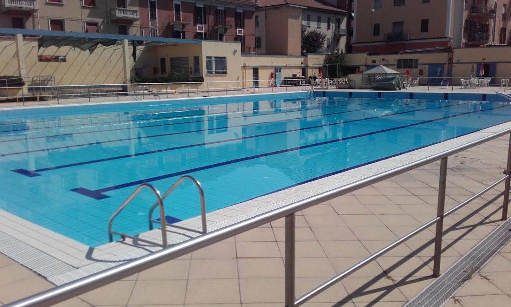"""Sanificata la piscina di via Solferino. Costo: 6000 euro. La """"palla"""" passa all'avvocatura ..."""