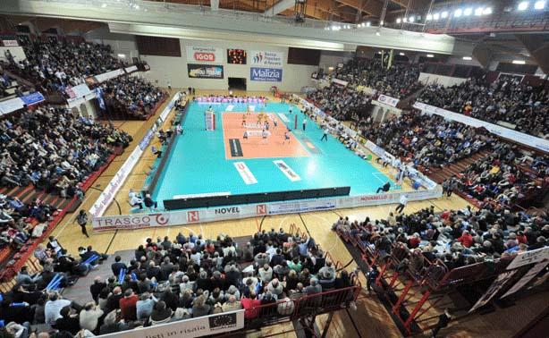 Contro Pomì è ancora super Igor e Novara risponde riempiendo il Pala Igor di 3500 cuori azzurri