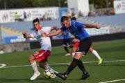 Gli azzurri steccano la prima. Il Piacenza passa a Novara 1-2. E' solo calcio d'agosto?
