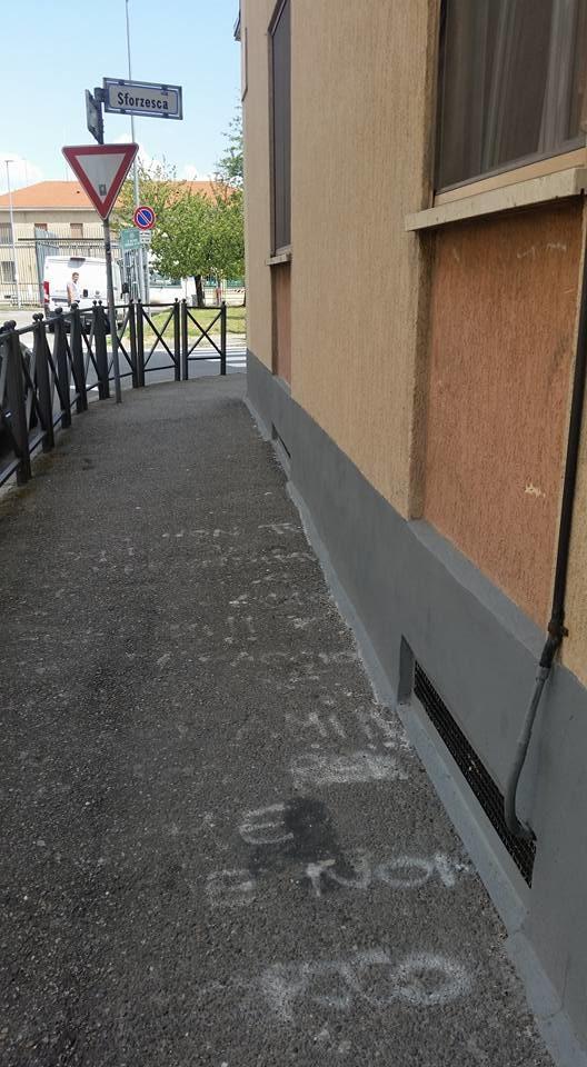 Pulizia in zona Bicocca, rimosse anche sei biciclette