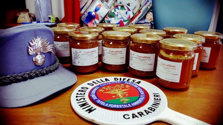 Il miele con le spezie non è miele: scatta il sequestro