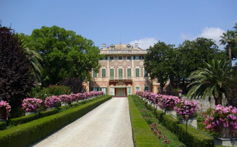 L'alta moda sceglie la novarese Villa Faraggiana per il nuovo spot