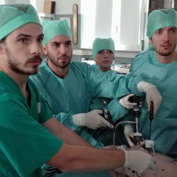 Nasce a Novara il Centro di chirurgia laparoscopica sperimentale