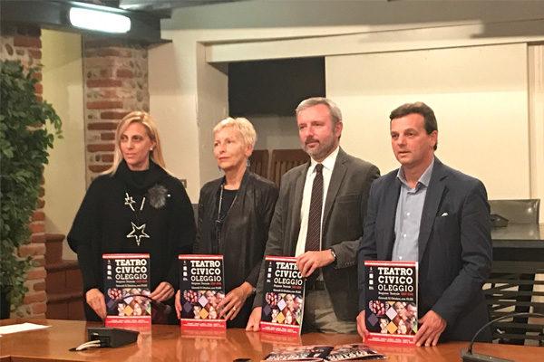 Lucia Barbieri, Luisa Sacco, Andrea Baldassini, Massimo Marcassa