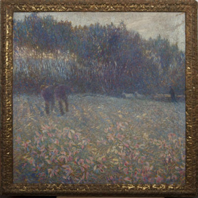 Le opere della Giannoni alla prestigiosa mostra di Genova