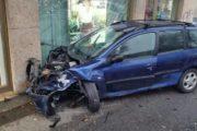 Clamoroso incidente in viale Ferrucci. Ecco le immagini