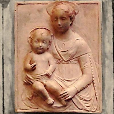 La Madonnina di vicolo Canonica