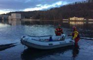Salvata dalle acque del Ticino, è grave