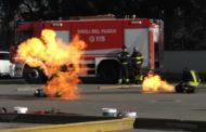 Santa Barbara: il grazie di Novara ai Vigili del fuoco