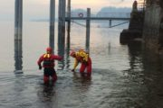 Terzo giorno di ricerche per l'uomo scomparso nel lago