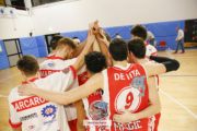 Oleggio Magic Basket turno infrasettimanale a Sangiorgio