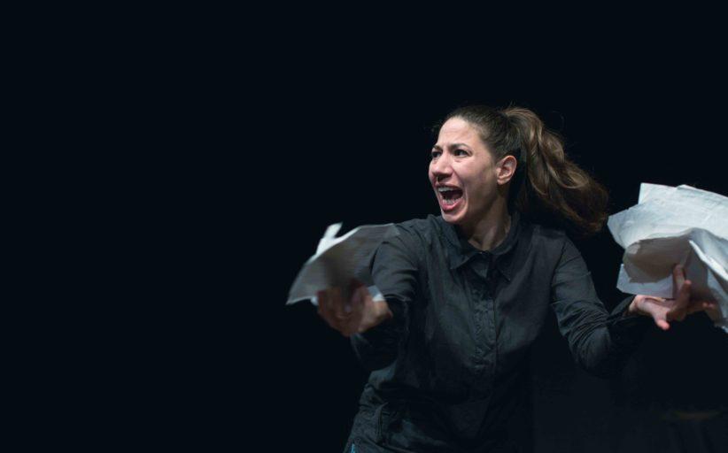 Arsa viva: la storia di Palmina Martinelli in scena al Faraggiana