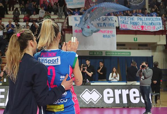 Novara fa il primo passo nella serie Playoff: Igor Volley-Il Bisonte Firenze 3-1