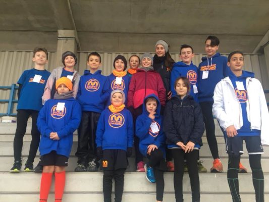 Cross Provinciale. L'Atletico Mercurio conquista il 38° Trofeo Angelo Andrea di Bellinzago