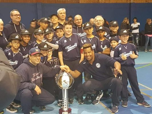 Western Leauge 2018: il baseball al coperto diventa una festa di sport con 400 spettatori