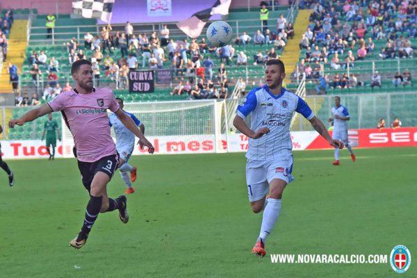 Novara-Palermo, vince chi non si distrae? Il Piola sembra uno scalo per le partenze verso le Nazionali