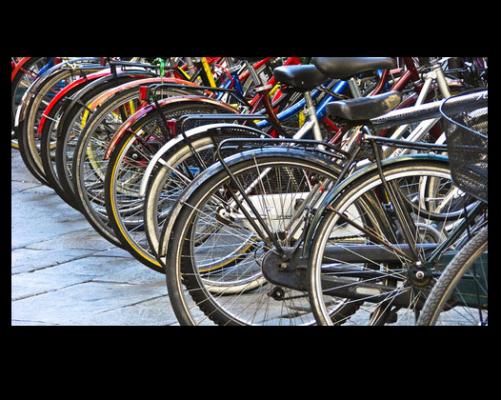 mozione M5S novara biciclette stazione