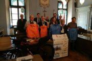 In bici da Novara a Santiago De Compostela per solidarietà