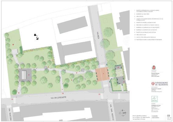 """""""Una Piazza verde per Sant'Andrea"""", si tirano le somme dei tavoli tematici"""