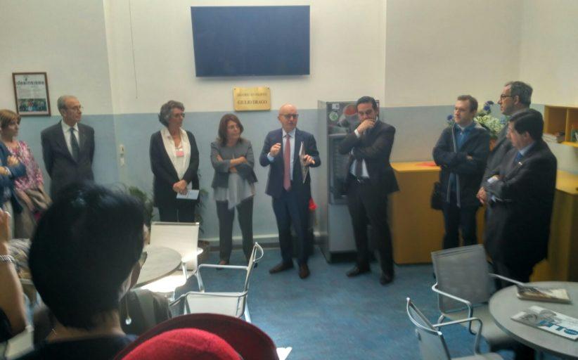 Cure palliative: nuovo ambulatorio per day hospital oncologici