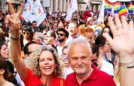 Anche Monica Cirinnà al Novara Pride
