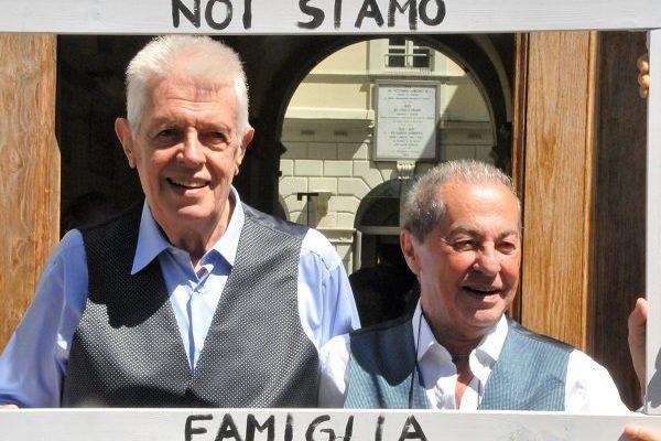 """Gianni Reinetti a Novara per il """"Pride: festa d'amore, libertà e orgoglio"""""""