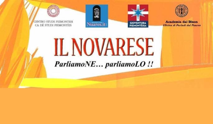 """Alla biblioteca Negroni: """"Il novarese parliamoNE... parliamoLO"""""""